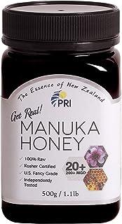 Pacific Resources International Manuka Honey 20+ 1.1lbs.