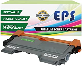 EPS Compatible Replacement for Brother TN450 Toner Cartridge, High Yield (2, 600 Yield) - Black