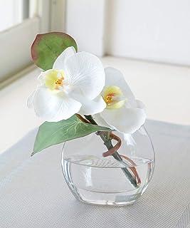 (エミリオロバ) EMILIO ROBBA TTITC29045 胡蝶蘭 ファレノプシス 白い花 花 アレンジメント アートフラワー ギフト お祝い