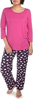 2 Piece, Pajamas for Women, Womens Pajamas, Pajamas for Girls Teen: Pajama Set with Pajama Shirt and PJ Pants