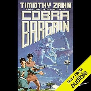 Cobra Bargain audiobook cover art