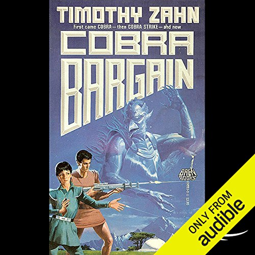 Cobra Bargain audiobook cover art