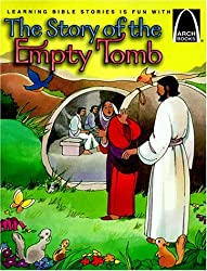 The Empty Tomb Easter book for children