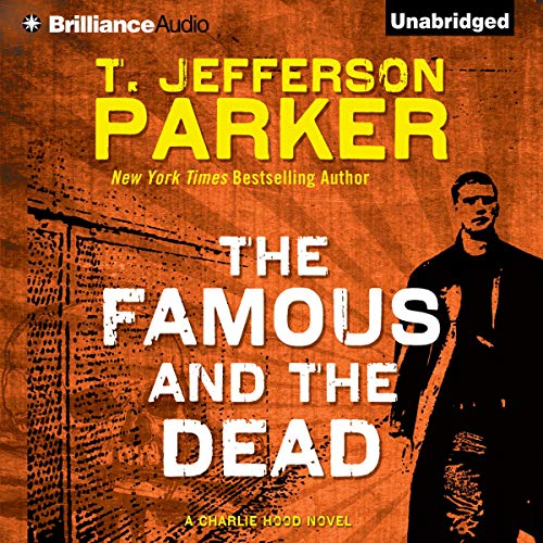The Famous and the Dead  By  cover art
