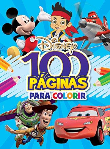 100 Paginas Para Colorir - Menino