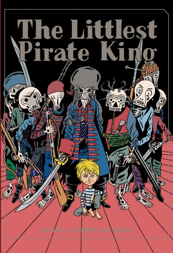 The Littlest Pirate King -  Hardcover