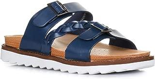 Liberty Senorita Ladies Fashion N.Blue Slippers