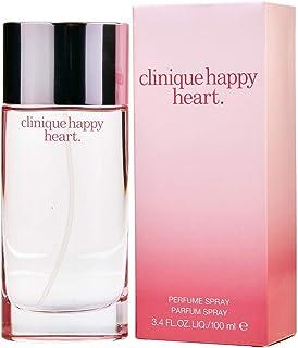 Clinique Happy Heart Womens Perfume Spray 100ml