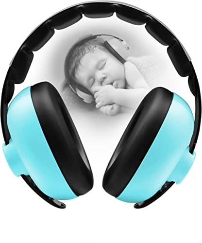 BBTKCARE Earmuffs Infant Hearing Protection Baby Headphones Noise Cancelling Headphones for Babies for 3 Months to 2 ...