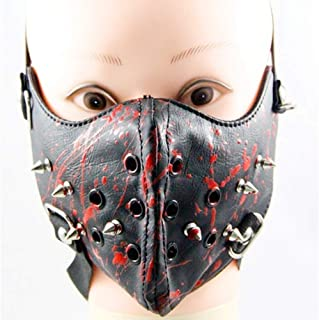 steampunk metal mask