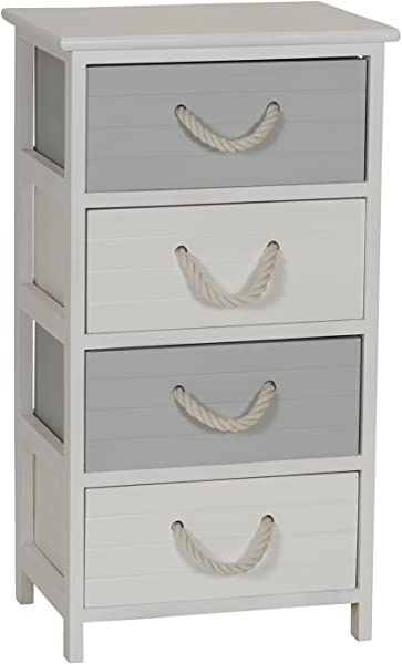 Household Essentials ML 5404 ML 5404 4 Drawer Chest