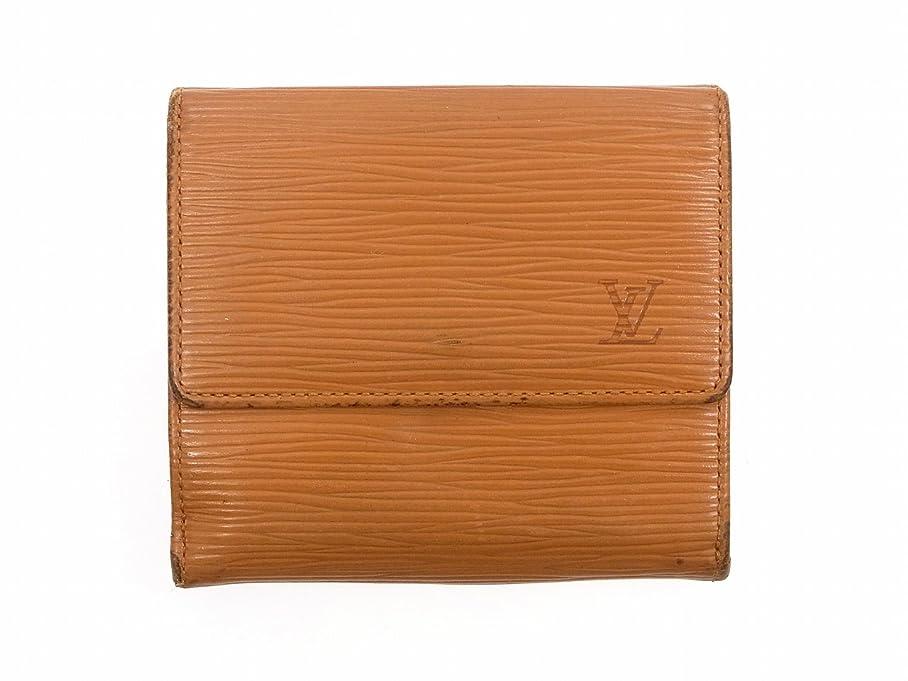 かんたんぴかぴか重要な[ルイヴィトン] LOUIS VUITTON 二つ折り財布 エピ エピレザー X9623 中古
