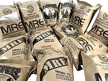 Repas prêt à manger MRE - Ration de l'armée américaine EPA., Brisket Entrée