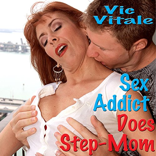 Sex Addict Does Step-Mom cover art