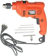 Black & Decker KR504RE 500-Watt 10mm Keyed VSR RBS Hammer