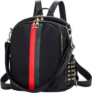 Artwell Women Backpack Purse Mini PU Leather Rucksack Fashion Daypack Travel Shoulder Handbag