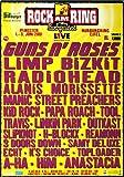 Rock AM Ring & Park - Vorabplakat, Rock am Ring 2001 »