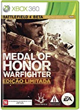 Jogo Xbox 360 Medal of Honor Warfighter - Limited Edition - EA Sports