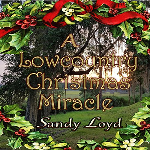 A Lowcountry Christmas Miracle audiobook cover art