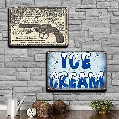 Toilets Rules Funny Bathroom Theme 8x12 Inch Metal Tin Sign Wall Decor Kitchen Garage Bar Home