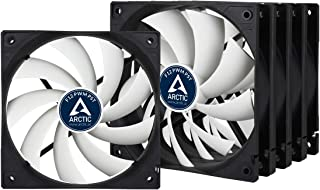 ARCTIC F12-120 mm Standard Case Fan 7 F12 PWM PST (120 mm) - Value Pack (5pcs) 120 mm - F-Series