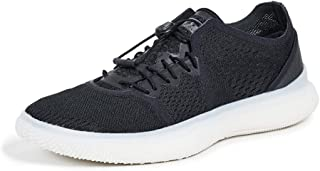 Women's Pureboost Trainer Sneakers, Black/Solid Grey, 10 Medium US