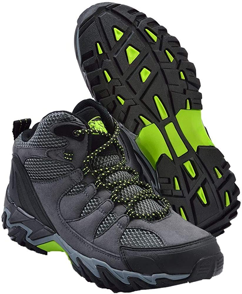 Backpacker Mens Hiking Japan's largest assortment 1 year warranty Boots Black