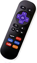 New Replacement IR Remote Control Fit for Roku 1 2 3 4 LT HD XD XS Streaming Player with Netflix Vudu YouTube Crackle Key