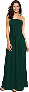 Best green strapless gown Reviews