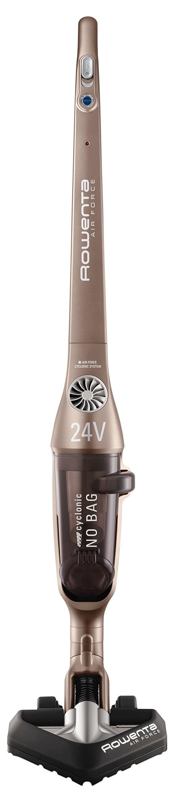 Rowenta Air Force - Aspiradora escoba, 24V., depósito 0.9 litros ...