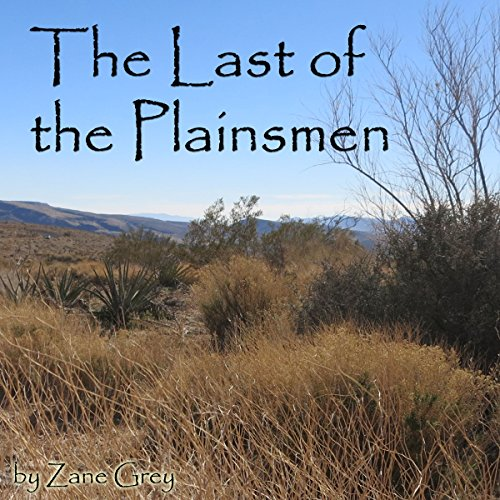 The Last of the Plainsmen cover art