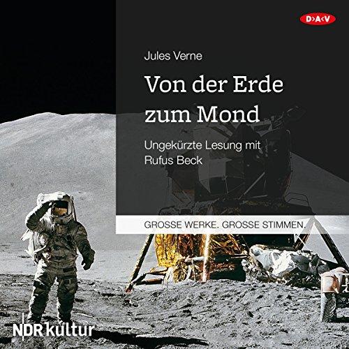 Von der Erde zum Mond Titelbild