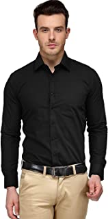 Realone Men's Full Sleeves Formal Shirt.