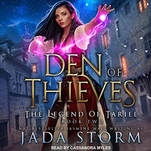 Den of Thieves  By  cover art