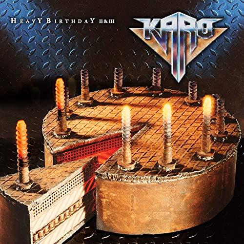 Karo: Heavy Birthday II & III (2cd) (Audio CD)