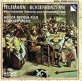Wind Concertos (Concerti Per Fiati)