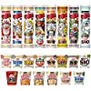 【Amazon.co.jp限定】 日清食品 カップヌードル&うまい棒 アソート カップ麺の定番×スナック菓子の定番 夢のコラボ 【セット買い】