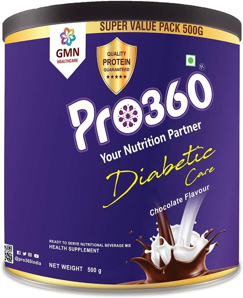Anjani Pro360 Diabetic Ranking TOP8 Protein Powder Drink for Health Nutrition Surprise price