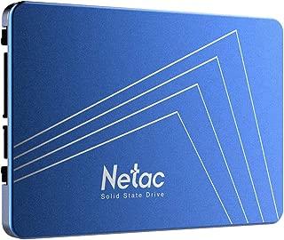 Docooler Netac N500S 120G SATA6Gb/s 2.5in Solid State Drive 3D TLC Nand Flash