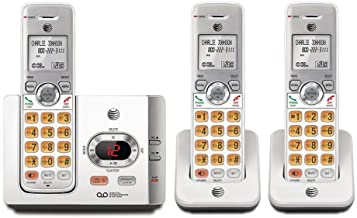 AT&T 3 Handset Cordless Phone with Answering System with Caller ID/Call Waiting photo