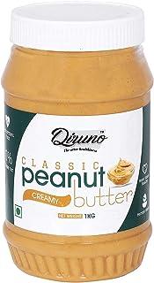 Diruno® Classic Peanut Butter Creamy 1Kg | Smooth | HIGH Protein | Vegan |