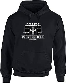 Brand88 - College of Winterhold, Printed Hoodie