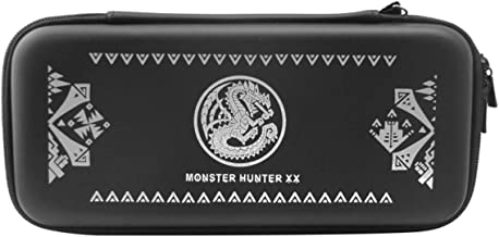 Monster Hunter XX Carrying Case with 10 Slots for Nintendo Switch by Horizonte