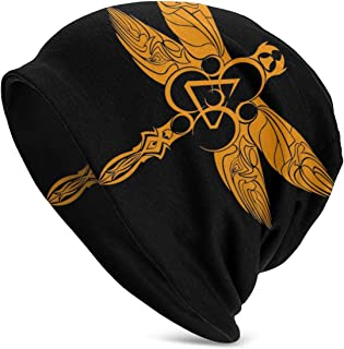 XDhxq Coheed Cambria Slouchy Beanie for Men/Women Thin Skull Cap Baggy Oversize Knit Hat Christmas
