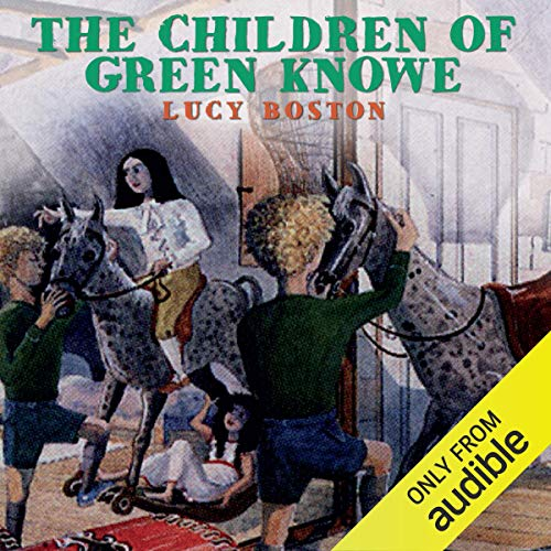 The Children of Green Knowe audiobook cover art