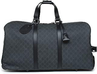 Lady Lock Black Evening Bag Swarovski Silver Black Suede New Authentic