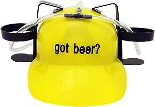 Got Beer? Drinking Hat