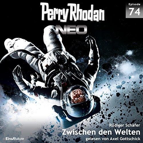 Zwischen den Welten (Perry Rhodan NEO 74) Titelbild