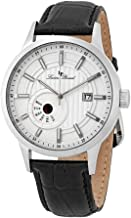 Lucien Piccard Epson Silver Dial Mens Watch 40063-02S