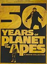 50 Years Of Planet Of The Apes: 9-movie Collection